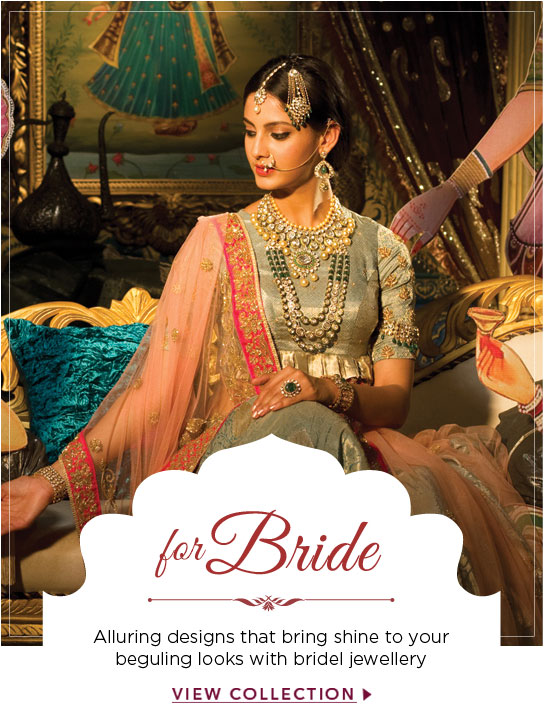 Buy Jewellery for Bride