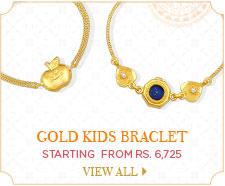 Gold Kids Bracelet