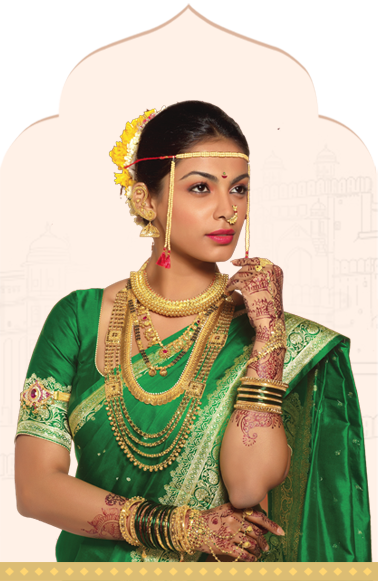 Marathi Bride Jewellery