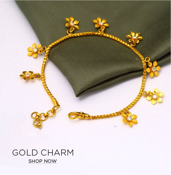 Gold Charm