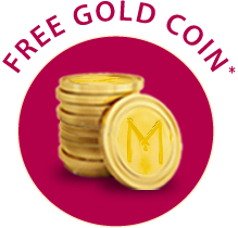 Free Gold Coin Offer