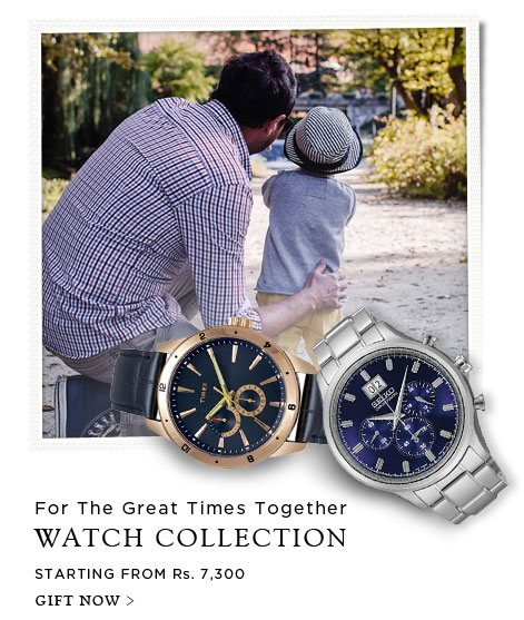 Father's Day Watch Collection