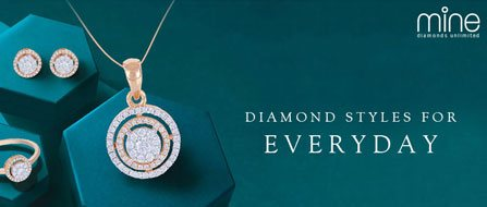 Diamond Styles for Everyday