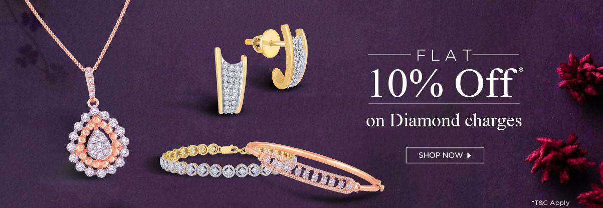 Diamond Jewellery Offer