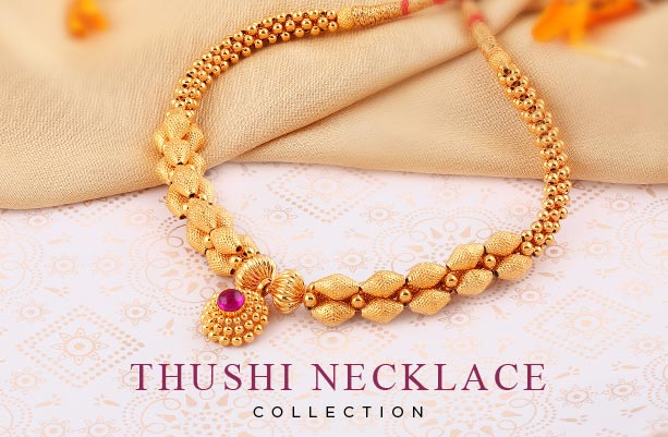 Tushi Necklace Collection