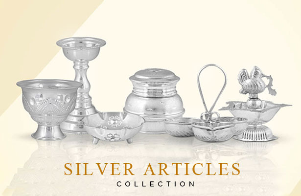 Silver Articles Collection