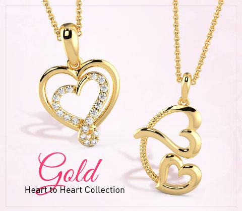 Valentine Day Jewellery Collection   Malabar Gold & Diamonds