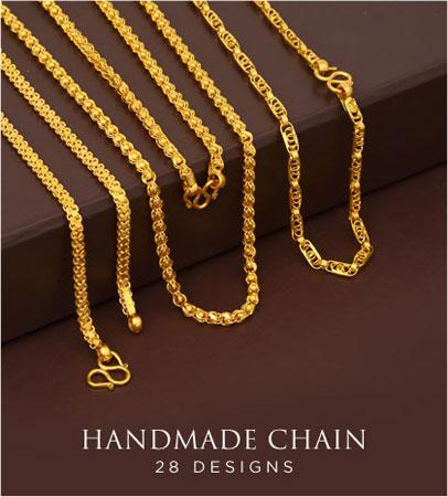 Hondmade Chains