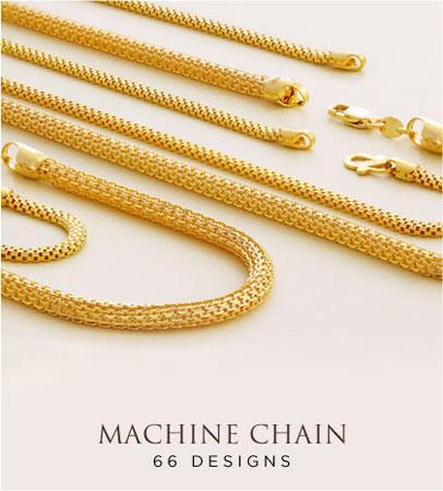 Machine Made Chains