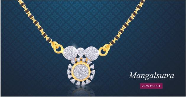 Diamond Mangalsutra