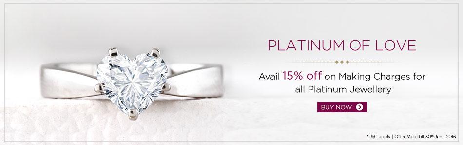 Platinum Jewellery