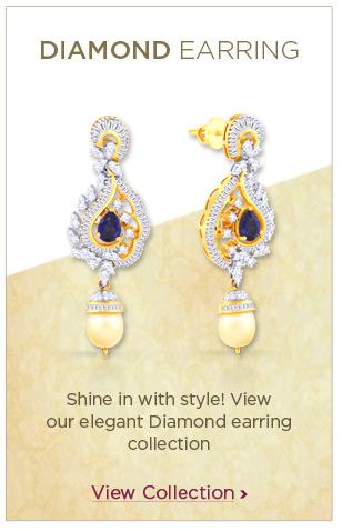 Diamond Earrings Festival Offers