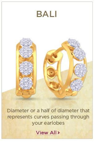 Diamond Bali Earrings Festival Offers