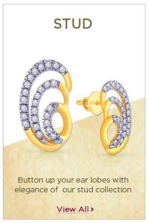 Diamond Stud Earrings Festival Offers