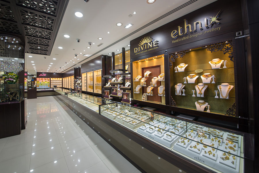 Malabar Gold & Diamonds Stores in Madinat-Zayed, MadinatZayed