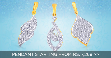 Pendant below Rs.10,000