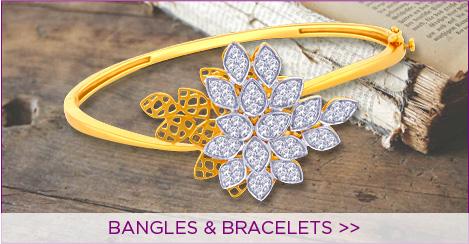 Diamond Bangle & Bracelets
