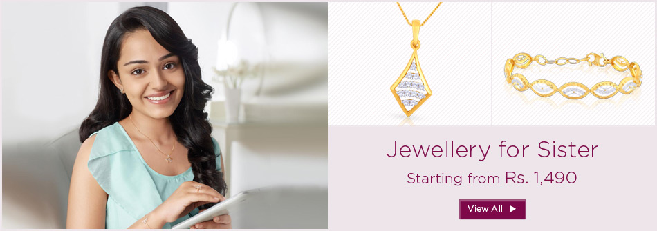 Jewellery for Sister