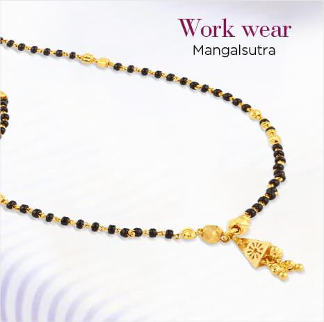 Work Wear Mangalsutra