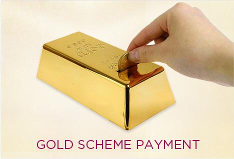Gold Scheme Payment