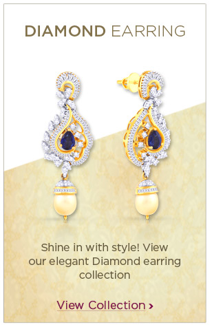 Diamond Earrings Festival Offers